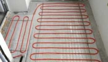 Как выбрать кабель для теплого пола?