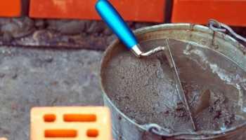 Рассчитываем правильно расход цемента