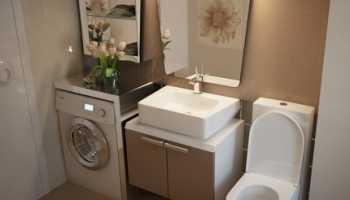 Тумба без раковины для ванной комнаты: многообразие выбора