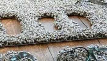 Оригинальные ковры: самые креативные идеи в интерьере