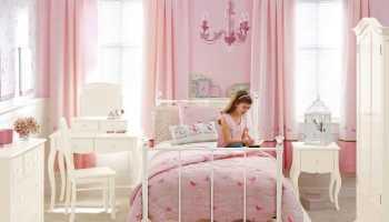 Выбираем детское покрывало на кровать для девочки