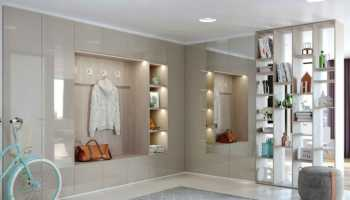 Дизайн интерьера прихожей в различных стилях