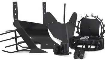 Навесное оборудование для мотокультиваторов: выбор и использование